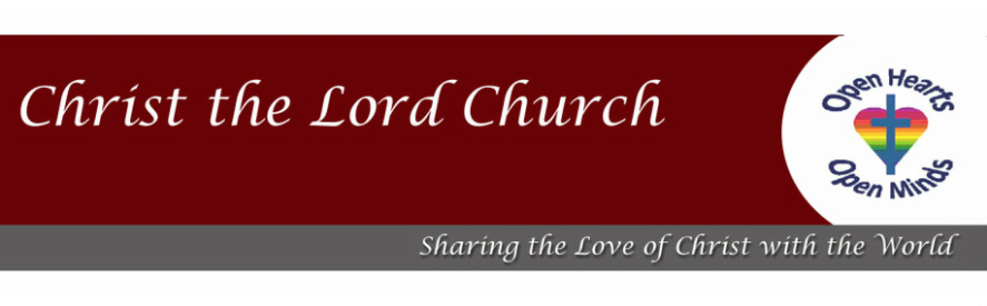 This Week's Lessons - Christ the Lord Episcopal Church